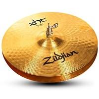 Zildjian ZHT 14-Inch Rock Hi-Hat Cymbals Pair
