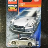 Tomica Cool Drive Nissan GT-R