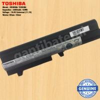 Baterai ORI Toshiba NB200 NB255 NB201 NB205 PA3732 PA3835 BLACK SILVER