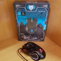 Rexus G8 Viper - Elite Gaming Mouse