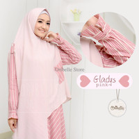 GLADYS PINK By Oribelle Hijab Style