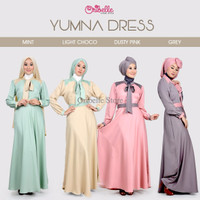 gamis Yumna Dress By Oribelle Hijab Style