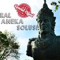 Voucher e-tiket(ANAK) domestik Garuda Wisnu Kencana Cultural Park Bali