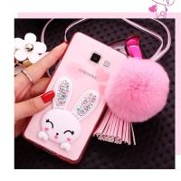 Jual Case Diamond Rabbit Samsung A5 2016/ A7 2016 Ultra thin Silicon Casing Murah