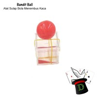 Bandit Ball | Alat Sulap | Mainan | Sulap Bola | Close Up | Dimen Shop