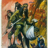 Komik Indo : Prahara di Bukit Tandus, serial Si Buta dari Gua Hantu ka