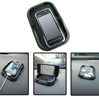 Tempat Hp Mobil Karet Multifungsi / Mobile Phone Holder Glove HMB011