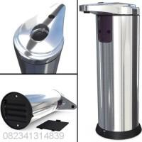 Stainless Steel Automatic Soap Dispenser / Sabun Otomatis