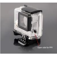 Protective Case Side Hole For GoPro 4 - Black Diskon