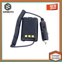 Baofeng Walkie Talkie Car Charger UV5R/ Charger Mobil Baofeng UV 5R