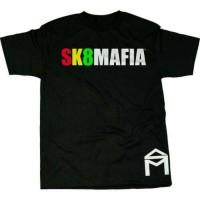 Kaos / Tshirt / Baju / Oblong SK8MAFIA