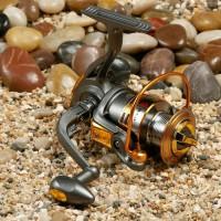 Pancing Debao Reel DB3000A Metal Fishing Spinning Reel 10 Ball Bearing