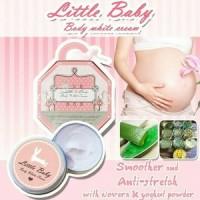 BODY WHITE CREAM by LITTLE BABY