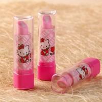 Penghapus / Eraser Lipstik Hello Kitty & Mini Mouse