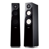 yamaha bass reflek floorstanding speaker ns f500