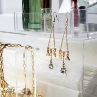 MILLEN drop earrings