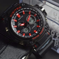 New DIGITEC ORIGINAL WATERRESIST MDL CASIO GSHOCK MTG1000 Murah