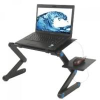 Portable Laptop Table Mouse Desk 42cm / Universal Meja Laptop Stand