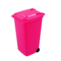 Desktop storage Mini Garbage (Tempat alat2 tulis tong sampah mini)