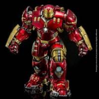 King Arts 1/9 Iron Man Mark 44 Hulkbuster Die-cast Figure