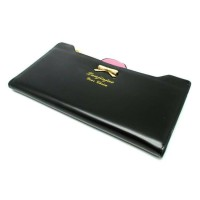Dompet Genggam Wanita Long Zipper Leather Handbag