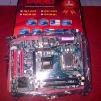 MOTHERBOARD VARRO INTEL G31 DDR2
