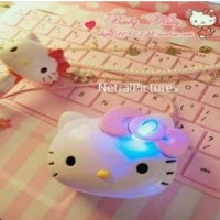 Mouse Hellokitty / Mouse Kitty / Acc Komp Kitty / Aksesoris Komputer