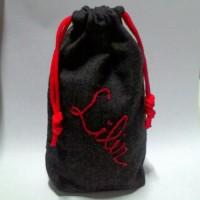(BARU) Dompet Nama (request) - kantong -hadiah - souvenir - kado