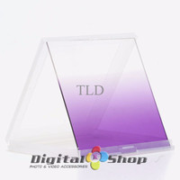 Gradual Purple Square Filter With Filter Box Case For Cokin P Series