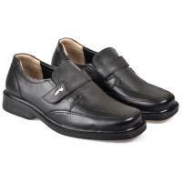 Sepatu Formal Pantofel RHC 800 Hitam