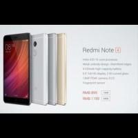 Xiaomi Redmi Note 4 PRO 3/64
