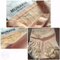 SPECIAL SPECIAL Munafie / Celana Dalam Pengecil Perut Renda / Celana Pel