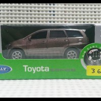 362 Welly Toyota Innova (Brown)