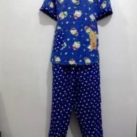 Baju Tidur Katun Dewasa 18 / Merlin / Baju Tidur / Piyama / Pakaian Wanita