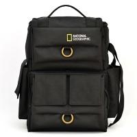 Tas Ransel, Tas Kamera, Tas Laptop, Tas National Geographic 01-BL