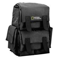Tas Ransel, Tas Kamera, Tas Laptop, Tas National Geographic 03-BL