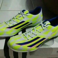 Sepatu Futsal Adidas Adizero F50 Supernatural Green IC
