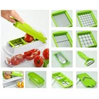 Genius Nicer Dicer Plus Germany / Pemotong Serbaguna Untuk di Dapur