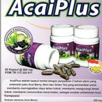 ACAI PLUS NASA program diet herbal alami