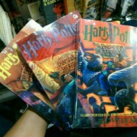 HARRY POTTER 1,2&3 - J.K ROWLING