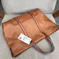 Zara Basic Brown