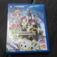 Digimon Story Cyber Sleuth PS Vita
