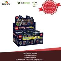 LEGO # 71010 MINIFIGURES SERI 14_BOX OF 60 RANDOM MINIFIGURES