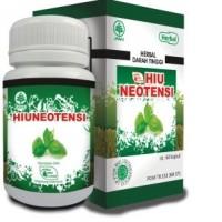 Hiu Neotensi Obat Herbal Mengatasi Tekanan Darah Tinggi / Hipertensi