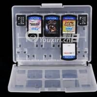 18 in 1 catridge case album kotak game sony playstation ps vita