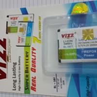 baterai batt batre battery double power vizz nokia bl5bt 2600c 2608