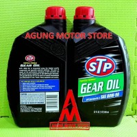 Oli Transmisi Manual MTF STP TROPICAL FORMULA 80W90 (946 ML)