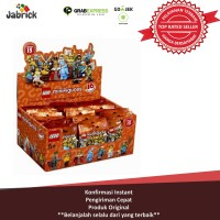 LEGO # 71011 Minifigures - Series 15 - Box of 60 - Random Figures