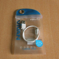 Cable Pro Vivan 0.3m CM30 Micro USB / Kabel Data BB, Samsung 30cm Goo