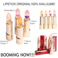 Kailijumei Lipstick Flower Jelly ORIGINAL Barcode / Kalijumei